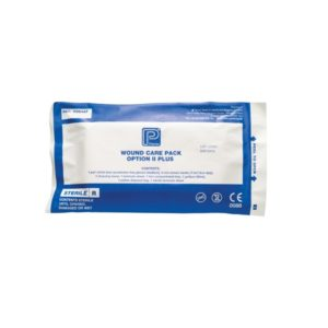 Wound Care Pack Option II Plus