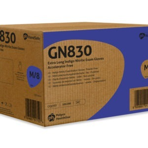 Hand Safe GN830 Nitrile Long Cuff Gloves