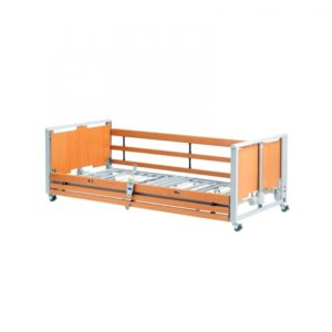 Invacare Etude Plus Low bed including side rails